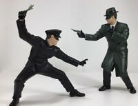 "Medicom Toys 1999 Green Hornet & Kato Action Figures 10 1/2"" Condition Excellent"