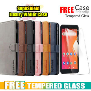 For Telstra Essential Smart 2 3 Wallet Leather Flip Magnetic Stand Case Cover