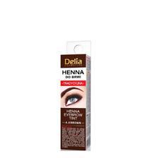 Delia Traditional Henna Professional quality Eyebrow Eyelashes 4.0 Brown 2 ml