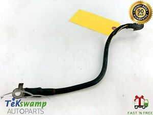 11-13 Ford Fiesta Battery Negative Cable OEM BE8Z-14301-AB