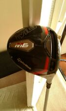 TaylorMade M6 Driver non injection protype head with genuine Alidia NV 65s shaft