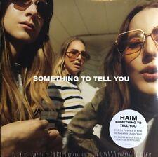 Haim - Something To Tell You LP Vinyl Record