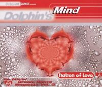 Dolphin's Mind Nation of love (2000) [Maxi-CD]