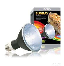 Exo Terra Sunray Metal Halide Replacement Heat Bulb 35 Watt