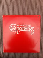 Crusaders -The Best Of The Crusaders- Double LP Album Vinyl BTSY6027/2 Near Mint