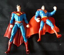 2 Superman Figurines (Lot 65)