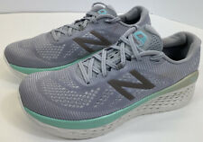 New Balance Womens Size 11 D Fresh Foam More Running Gray Silver Trainer NWOB
