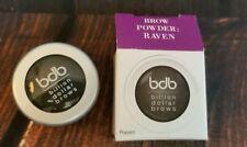 Billion Dollar Brows- Brow Powder Raven New In Box