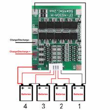 Scheda di protezione PCB PCB 4S 14,8 V 30A BMS 18650Li-ion Bala xv
