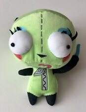 Invader Zim Gir With Makeup Plush Hot Topic - Great Shape RARE