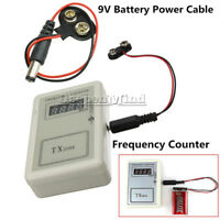 RF Remote Control Frequency Tester Detector Checker For Auto Car Meter Counter