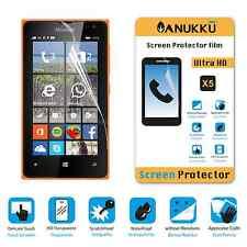 3x PELLICOLA per Nokia Microsoft Lumia 435 FRONTE + PANNO PROTETTIVA DISPLAY