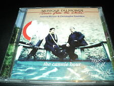 "CD NEUF ""ECOSSE (SCOTLAND) - THE CANNIE HOUR"" Mclver & Sauniere"