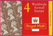 GB 1996 Booklet SG GN3 - 4 x 41p Machin Stamps