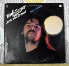 BOB SEGER & SILVER BULLET BAND - Night Moves [Vinyl LP,1976] USA ST-11557 *EXC