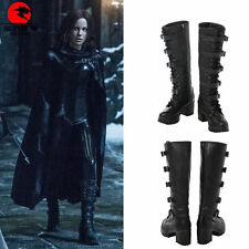 DFYM Underworld: Blood Wars Cosplay Vampire Warrior Selene Leather Boots Custom
