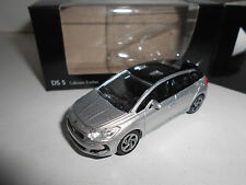 CITROEN DS5 SILVER NOREV 3 INCHES 1/64 BOX DEALER