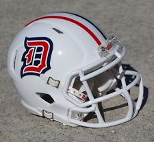 Duquesne University Dukes SPEED style mini football helmet new for 2014