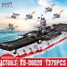 Bausteine Xingbao Ostern Militär Serie Flugzeugträger Baukästen Blocks Spielzeug