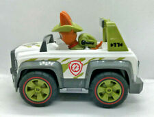 Paw Patrol TRACKER Jungle Rescue Cruiser Jeep Vehicle and Pup Figure