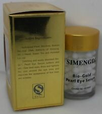 1 box Simengdi Bio-gold pearl eye serum cream 2017 new