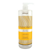 Natural Look Static Free Anti Frizz Conditioner 1000ml