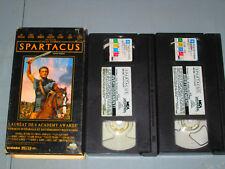 Spartacus (VHS)(French) Kirck Douglas, Laurence Oliver Testé