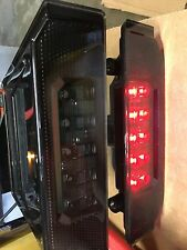 13-18 POLARIS RANGER 900 XP -NEW BLACK TAIL LIGHTS SMOKE- LEFT+RIGHT XP BLACKOUT