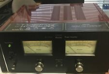 SANSUI BA-3000 HIGH END STEREO AMPLIFIER IN GREAT CONDITION