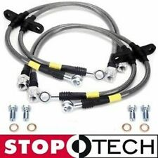 Stoptech Stainless Steel Front and Rear Brake Lines for 07-13 Infiniti G35 & G37