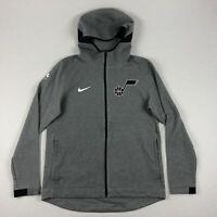 NEW Nike Utah Jazz - Men's Gray Jacket (Multiple Sizes)