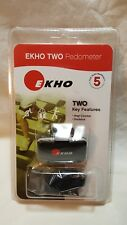EKHO Two Series Pedometer New Sealed