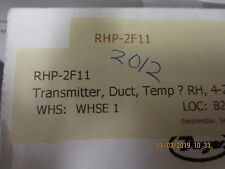 Rhp 2f11 Dwyer Polymer Capacitance Humidity Sensor Brand New