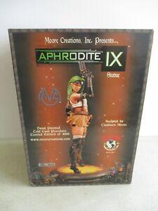"APHRODITE IX STATUE MOORE CREATIONS 885/4000 15"" STATUE IN ORIGINAL BOX"