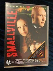 Smallville - Season 3 (DVD, 2004, 6-Disc Set)