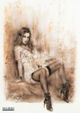 LUIS ROYO - ALONE  POSTER