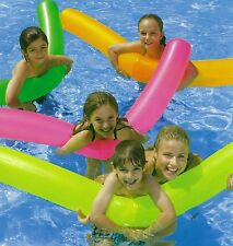 INTEX KID'S INFLATABLE TWISTY COLOUR TUBES CHILDREN'S SWIMMING POOL PLAY TOYS
