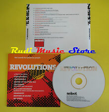 CD REVOLUTIONS compilation PROMO 2000 STEREOPHONICS UNDERDWORLD (C2)no lp mc dvd