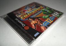 BRAND NEW Dreamcast Game Sega Smash Pack: Vol. 1 Factory Sealed! Unopened 2001