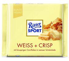 Ritter Sport White and Crisp 100gr