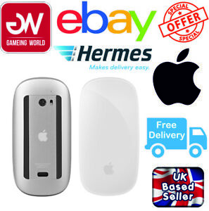 GENUINE APPLE A1296 3VDC WIRELESS MAGIC MOUSE SLIM CLEARENCE SALE!