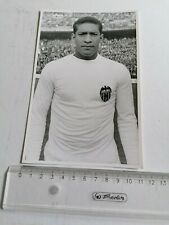 VALENCIA CF, WALDO MACHADO, 1960'S, OLD PHOTO