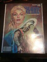 HEAVY METAL Magazine NOVEMBER 1978 HOWARD CHAYKIN, DRUILLET, MOEBIUS