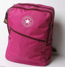 Converse New Diagonal Zip LG Backpack (Hot Pink)