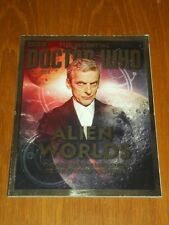 DOCTOR WHO ESSENTIAL ALIEN WORLDS SPACE TRAVELLERS GUIDE BBC UK MAGAZINE