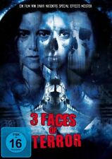 THE THREE FACES OF FEAR (2004) - DVD -