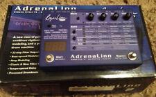 ADRENALINN Amp Modeling + Drum Box + Filter FX Pedal, Box & AC Roger Linn Design