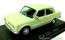 FIAT SEAT 124 1968 IXO RBA COCHE  ESCALA 1/43 DIECAST