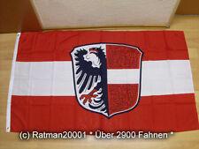 Fahnen Flagge Österreich Telfs - 90 x 150 cm