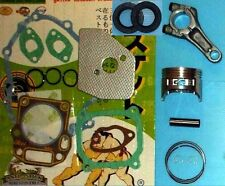 HONDA GXV140 GASKET SET, CONROD, PISTON & RINGS, CRANKSHAFT SEALS